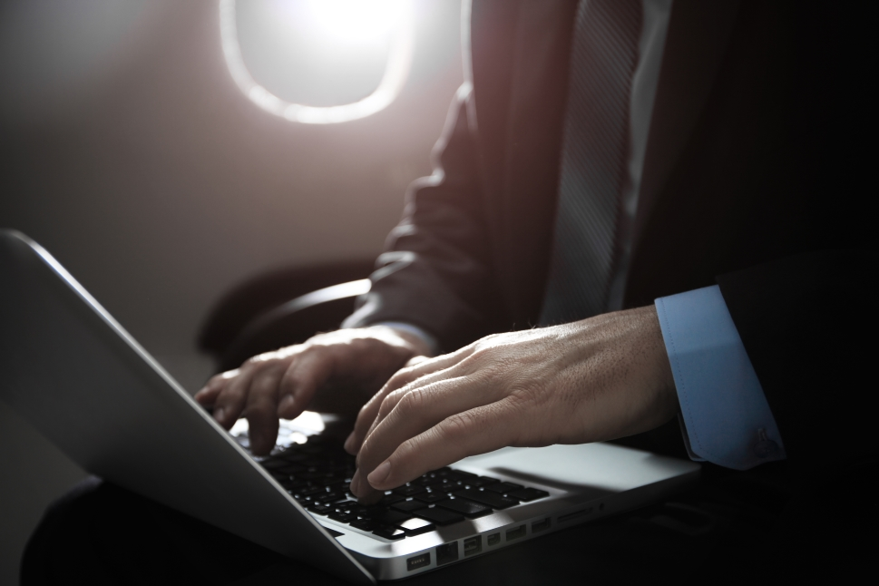 Gogo Business Aviation Cabin Connectivity and Cybersecurity