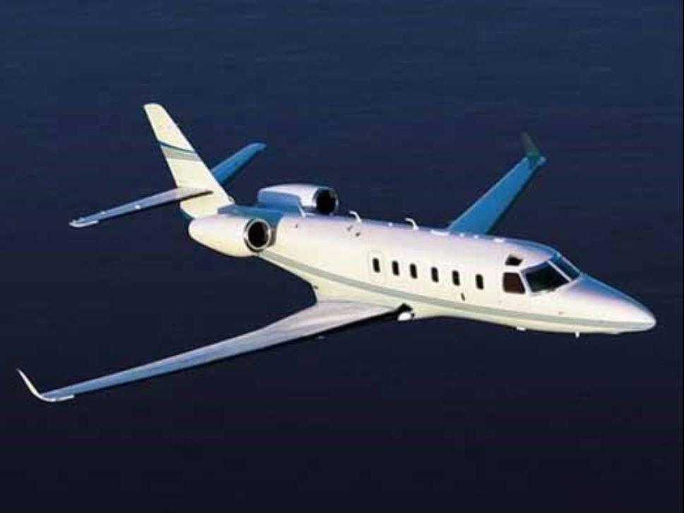 Gulfstream G100 Private Jet