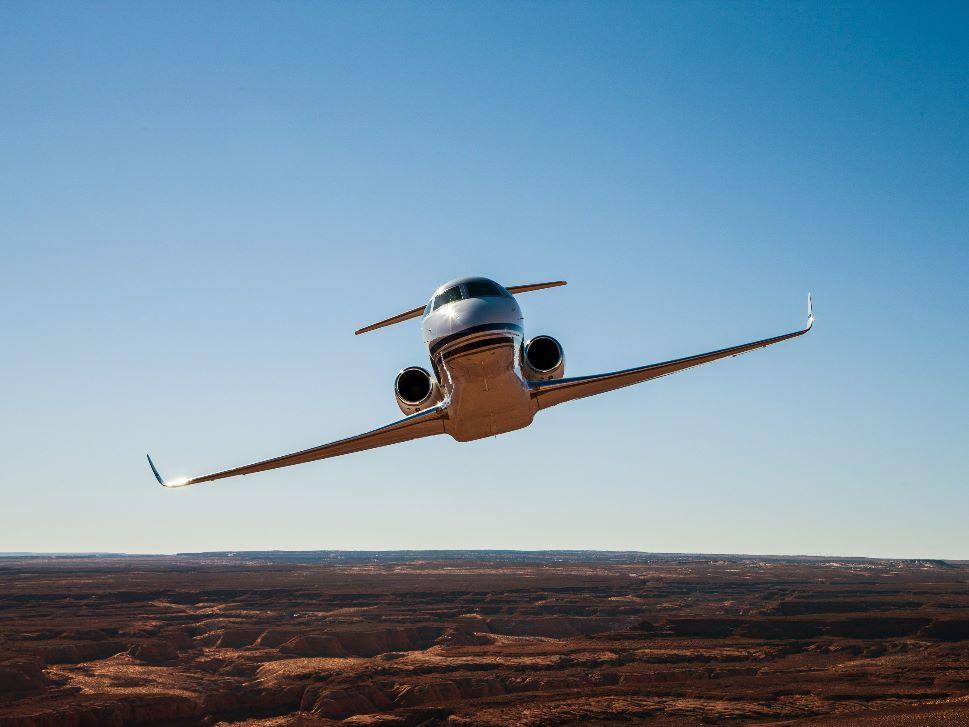Gulfstream G280 Private Jet