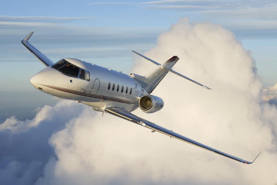Hawker 900XP Private Jet