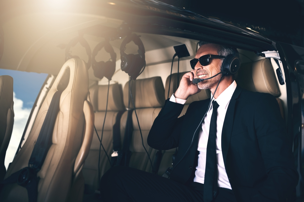 Helicopter buyers - what are the challenges