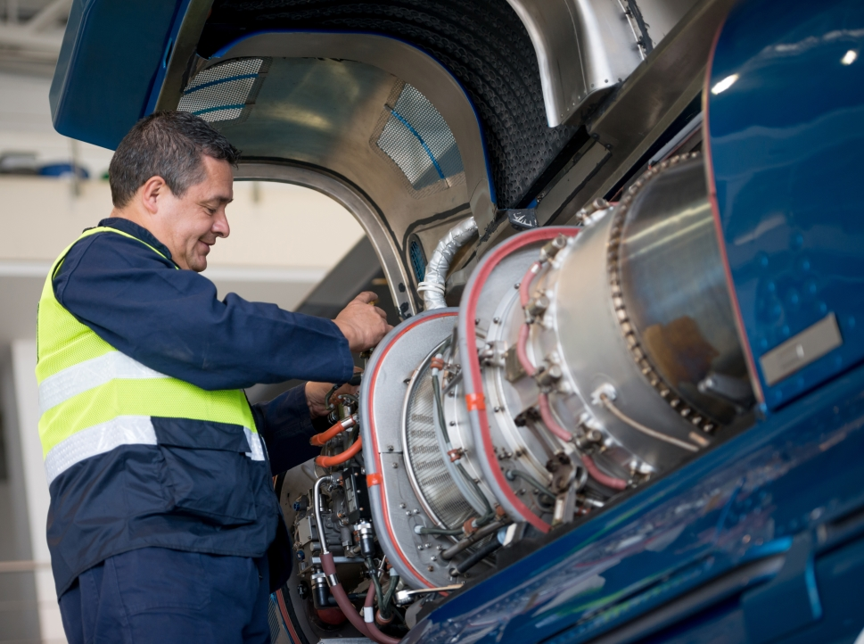 Helicopter Engine Maintenance - Where Can I Get It?