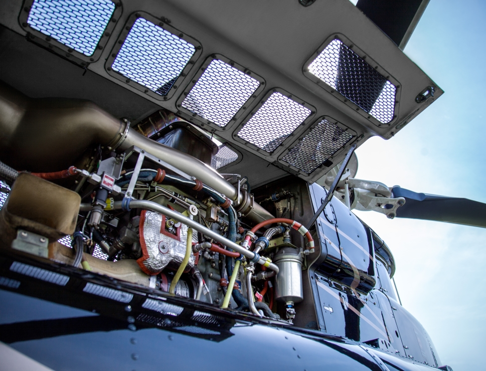 Helicopter Engines - How do the Work?