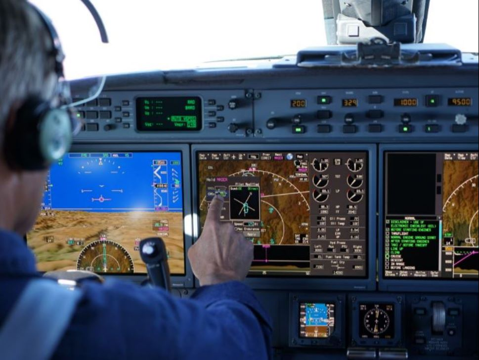 Honeywell Synthetic Vision System