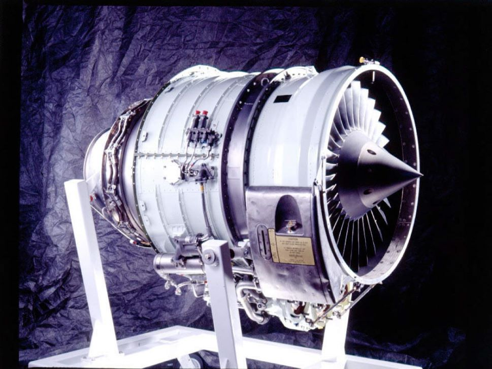 Honeywell TFE731-5 Jet Engine