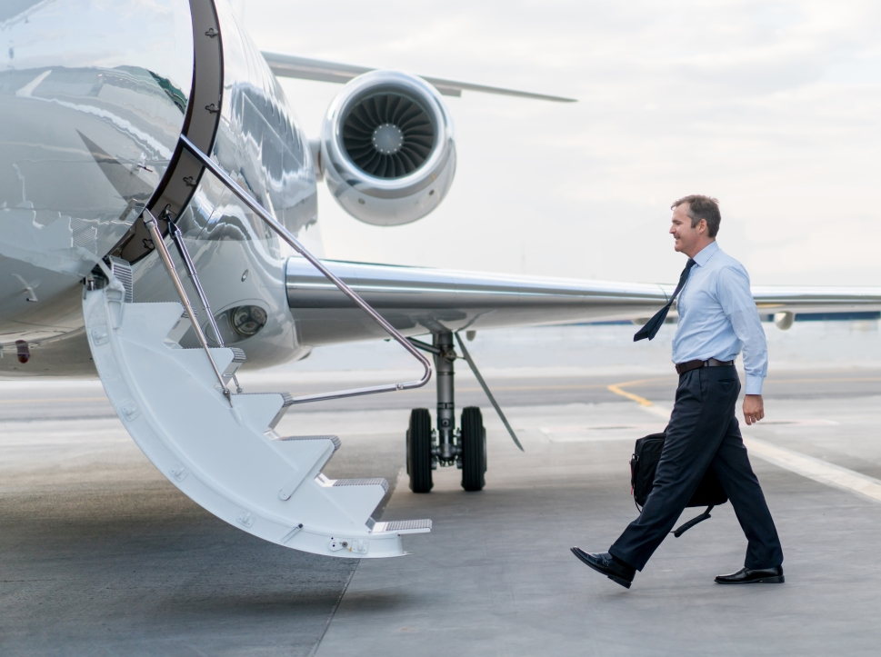 How to get funding for an international jet transaction 2