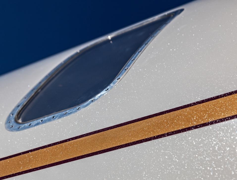 Jean Boulle Luxury - Diamond Coated Airplane