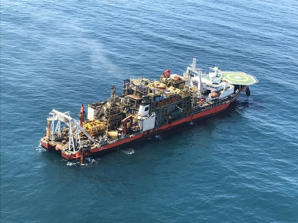 Jean Boulle Luxury - Diamond Mining Ship