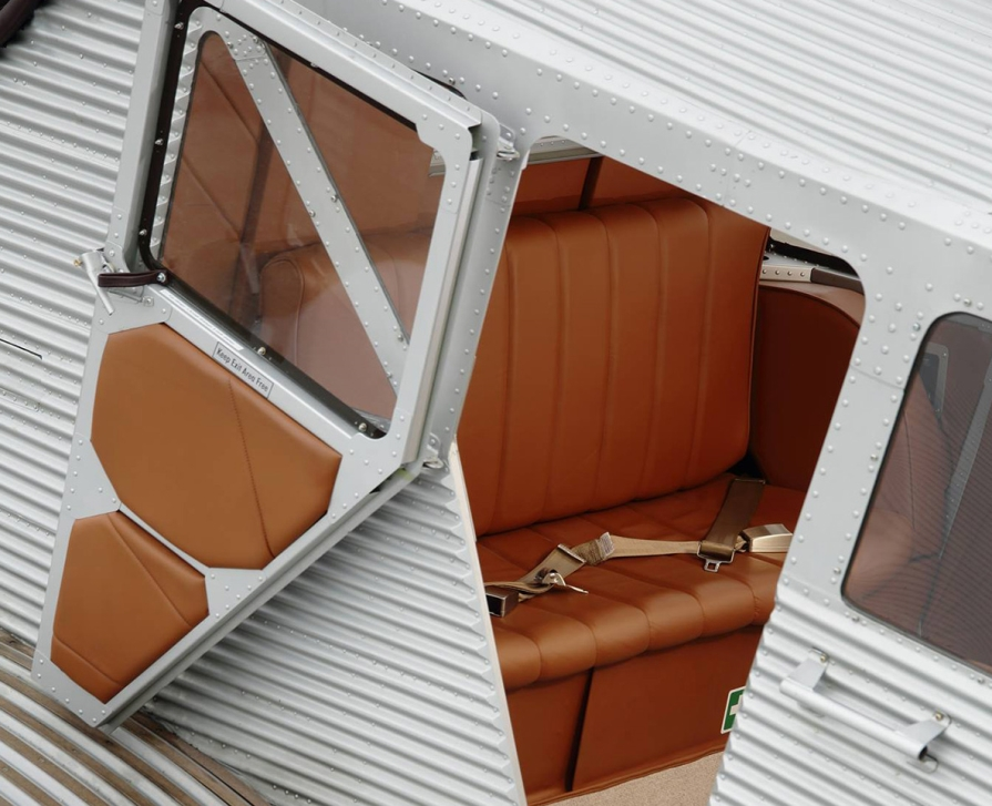 Junkers F 13 Modern Day Interior