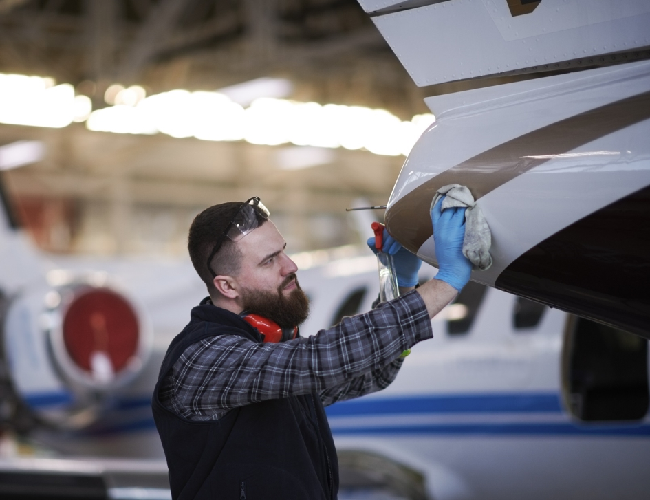 Keeping the Business Jet Clean