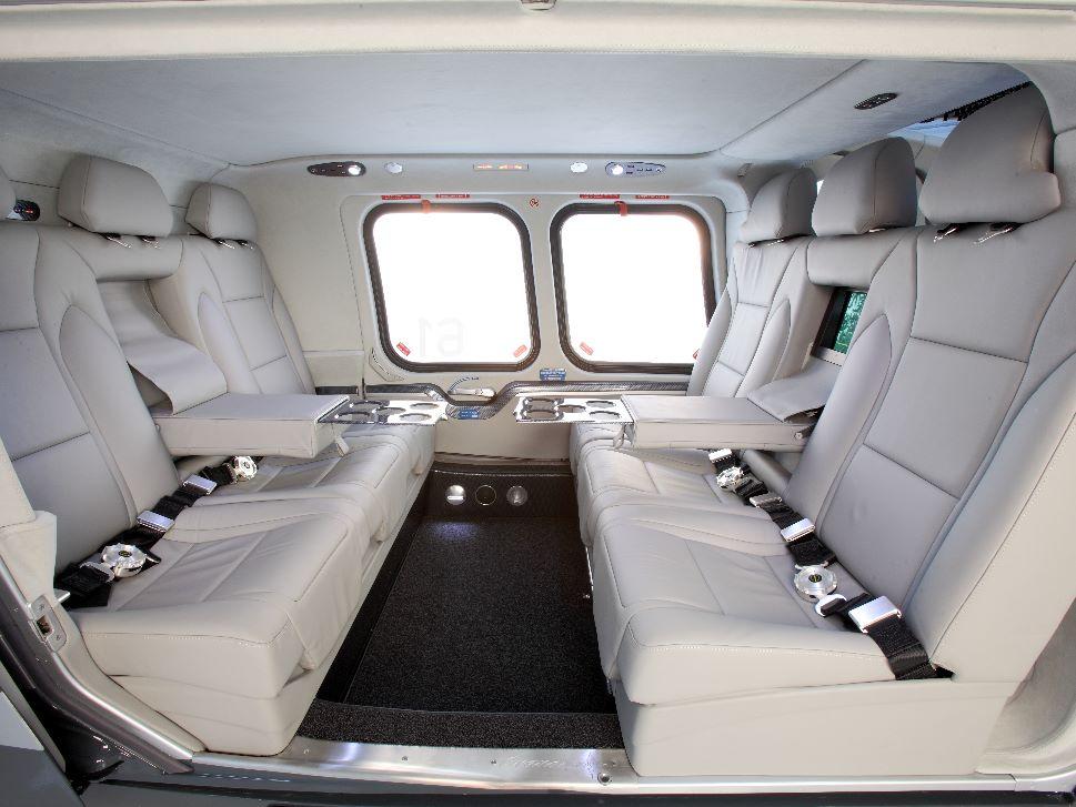 Leonardo AW109E Power Cabin