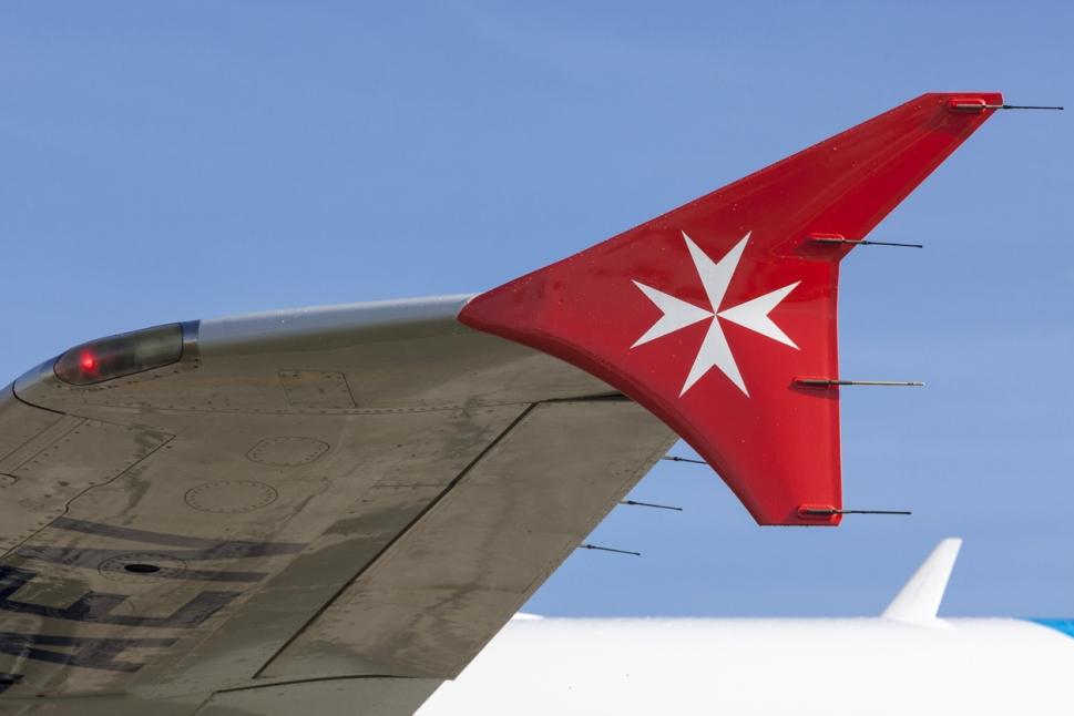 Maltese Airline Winglet