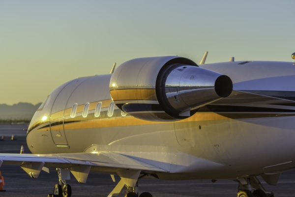 Bombardier Business Jet