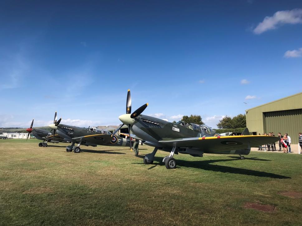 Goodwood Spitfires