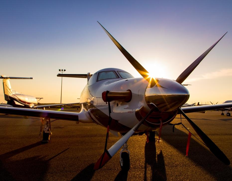 Pilatus PC-12 Business Turboprop