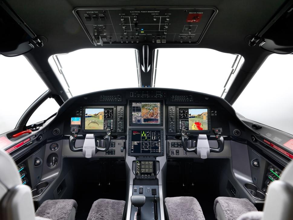 Pilatus PC-12 NGX Cockpit