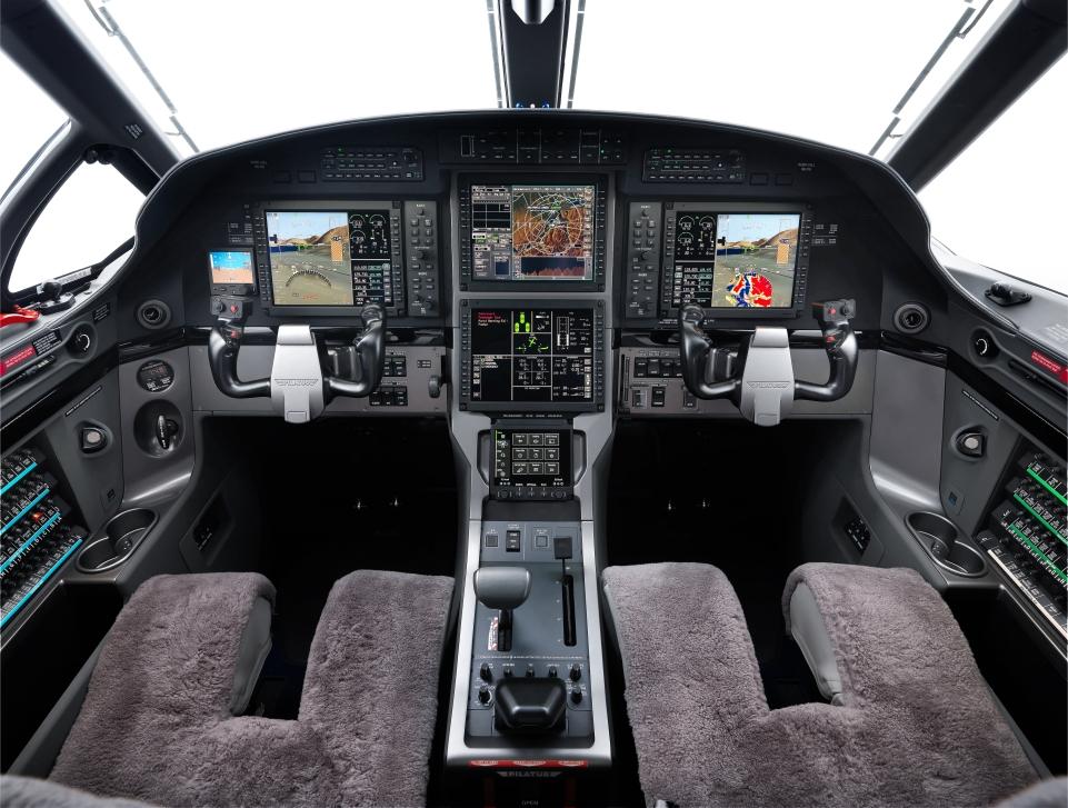 Pilatus PC-12 NGX Honeywell Avionics Suite