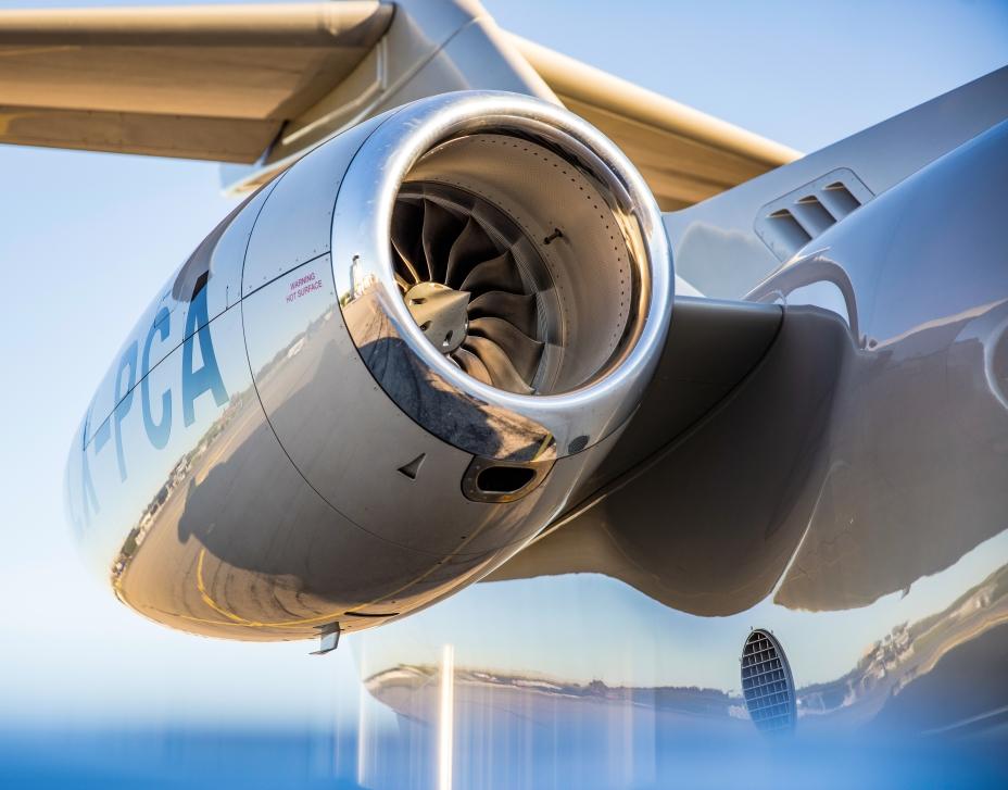 Pilatus PC-24 Super Versatile Jet Engines