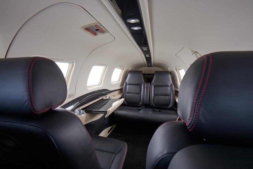Piper M600 Executive Cabin Configuration