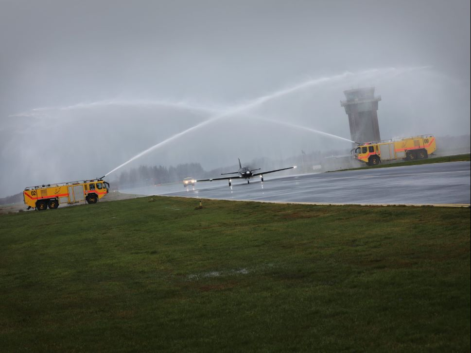First Piper M600 arrives in Denmark