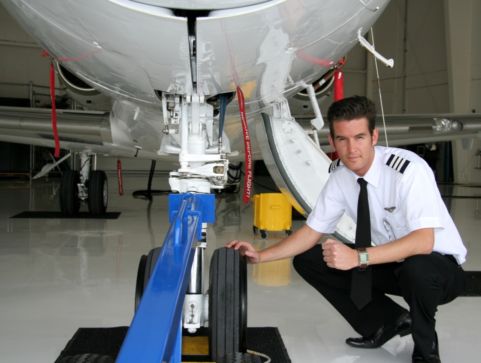 Pre-purchase inspection for private jets