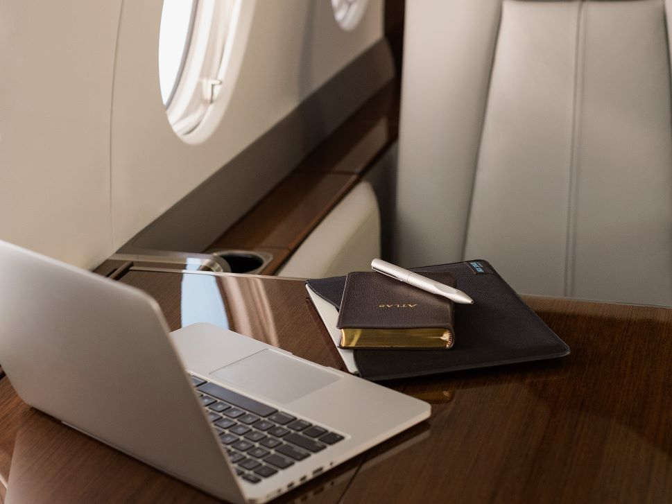Private Jet High-Speed Connectivity Upgrade