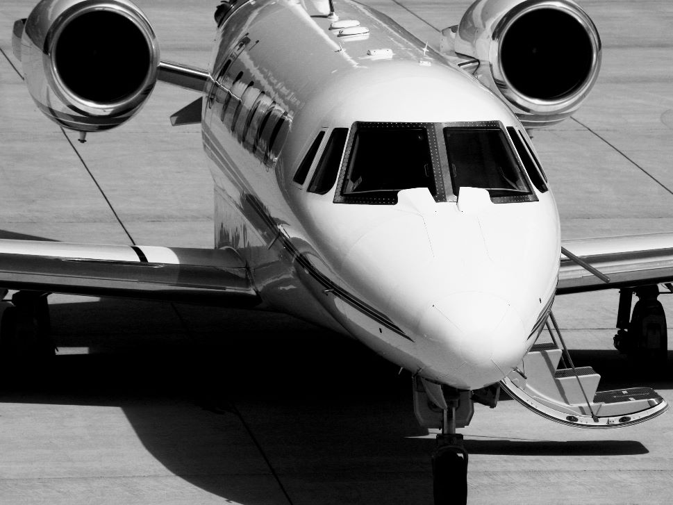 What to factor into private jet travel security planning