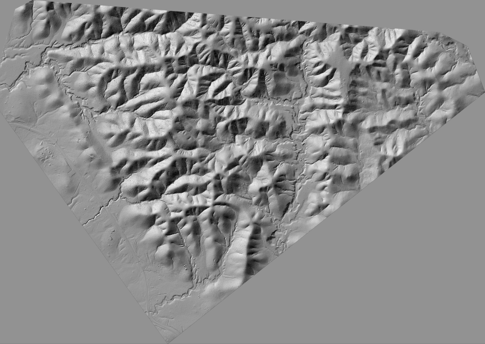 Relief Visualization Toolbox Version 2.0 - Bare Earth LiDAR DTM