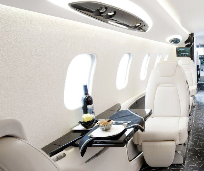 Refurbishing your jet with maximum appeal