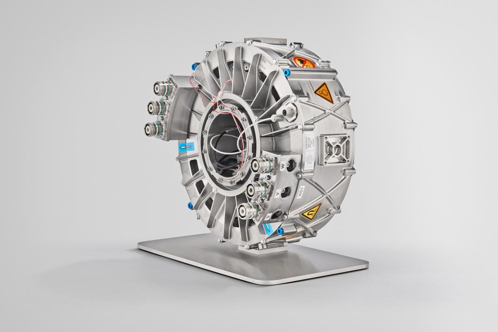 Siemens SP260D Electric Powerplant