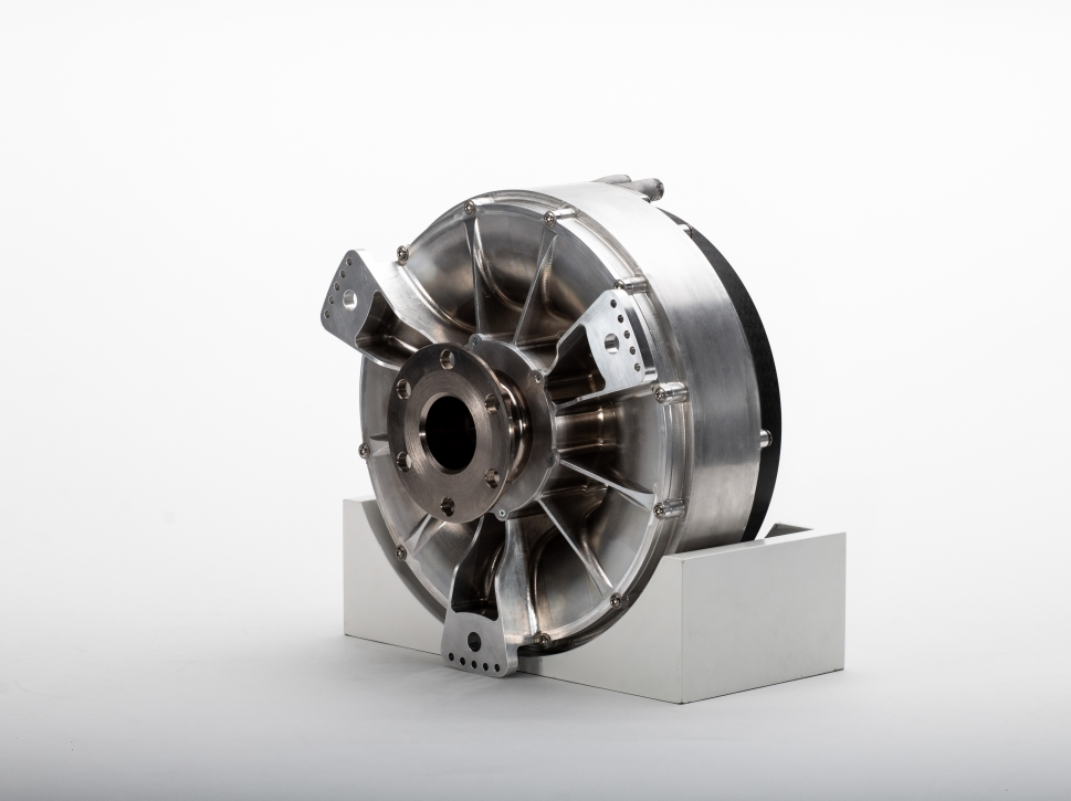Siemens SP70D Electric Powerplant