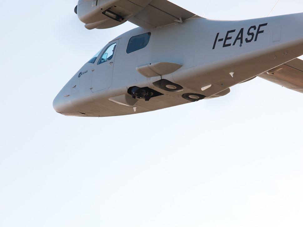 Tecnam P2006T Special Mission Piston Aircraft
