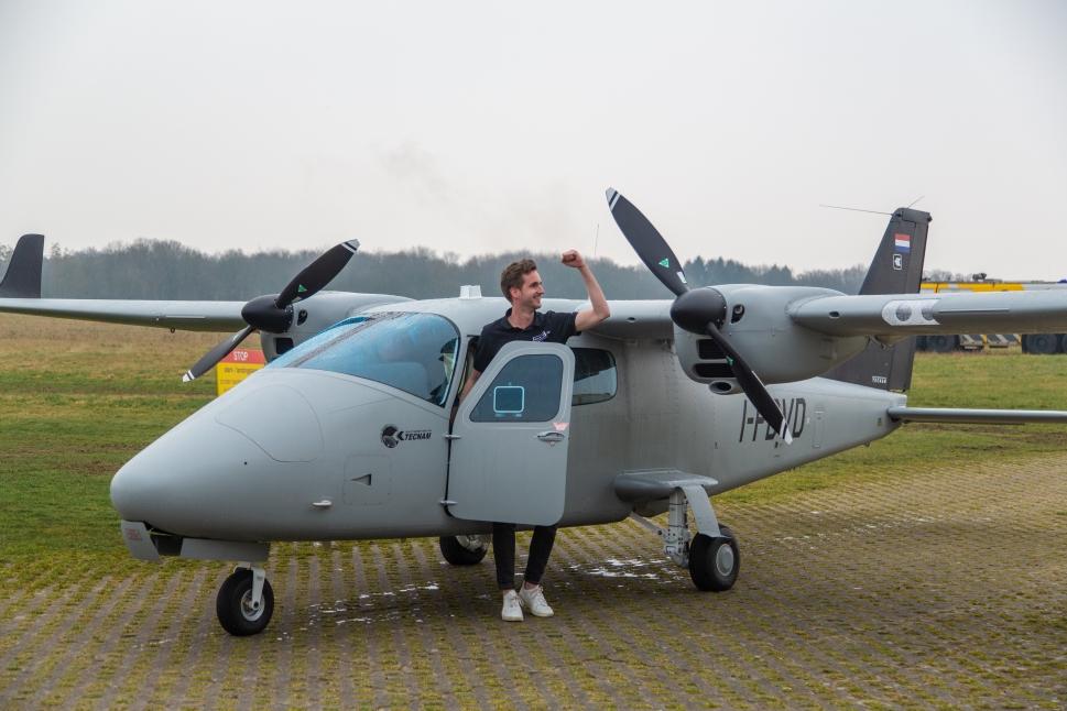 Tecnam P2006T Special Missions Aircraft