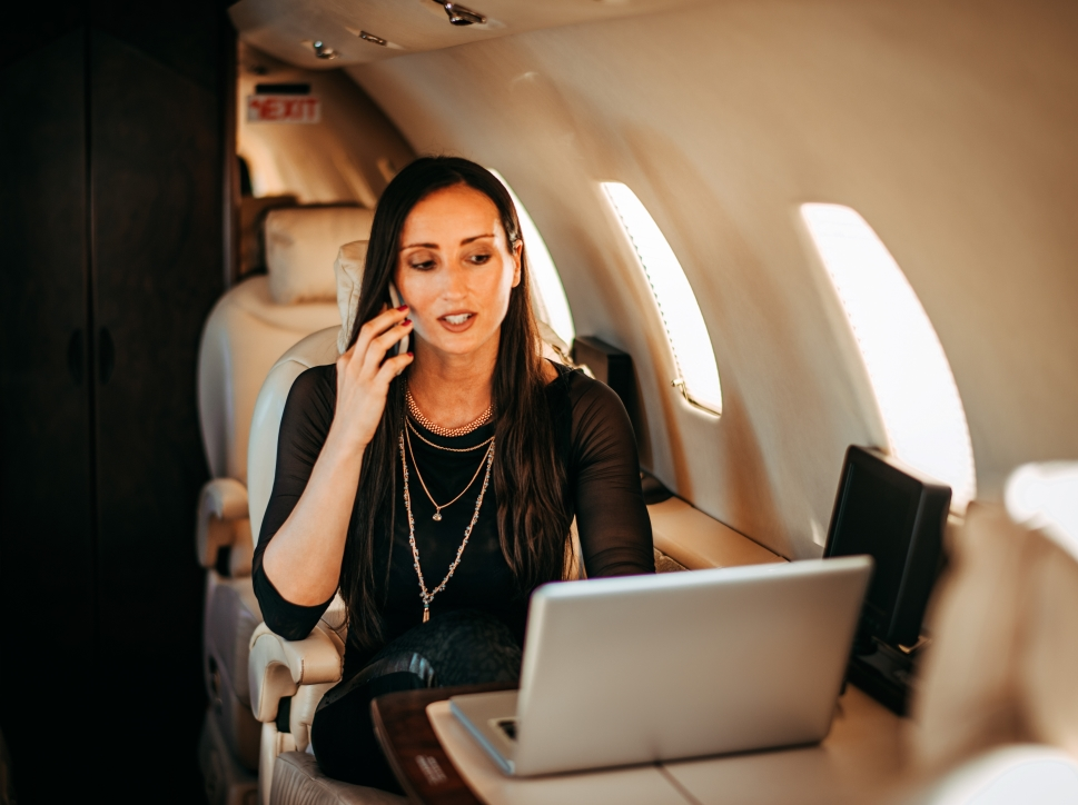The leading jet cabin connectivity solutions for 2020