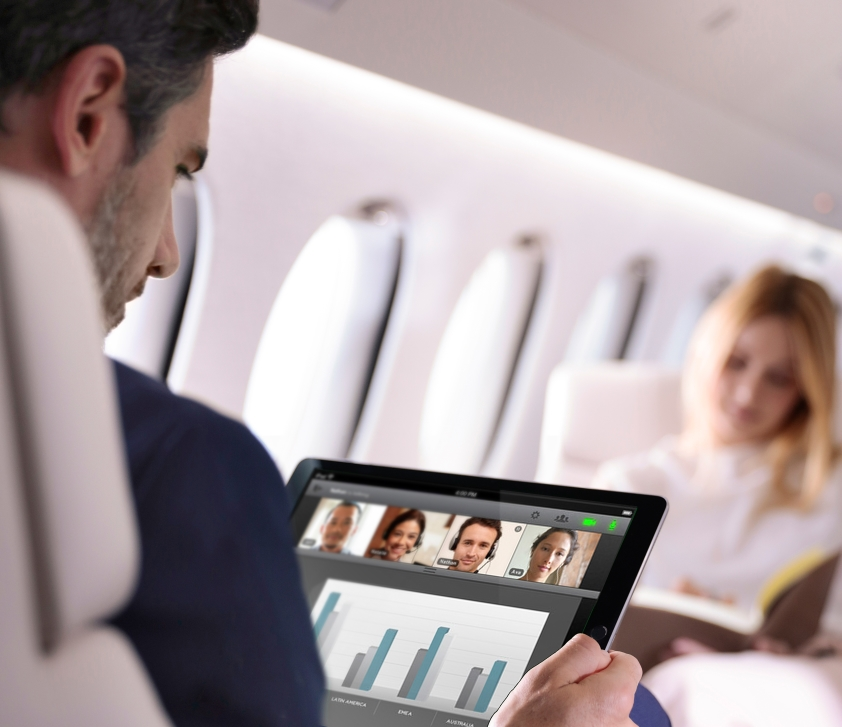Trouble Free Private Jet Connectivity
