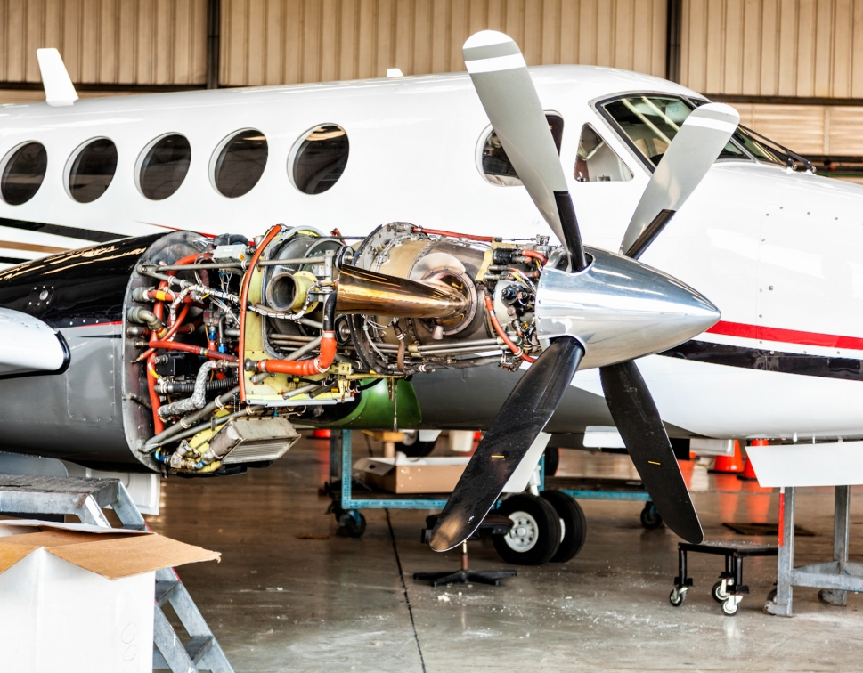 Where can I find turboprop engine maintennace?