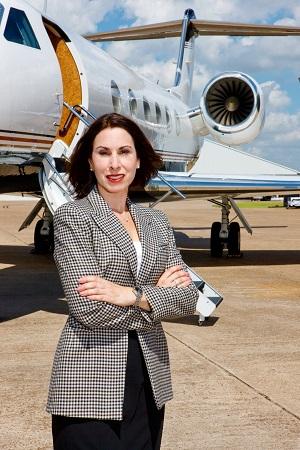 Janine Iannarelli, Par Avion's founder