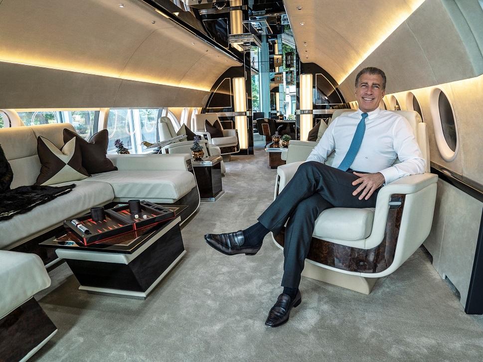Steve Varsano, Founder of The Jet Business