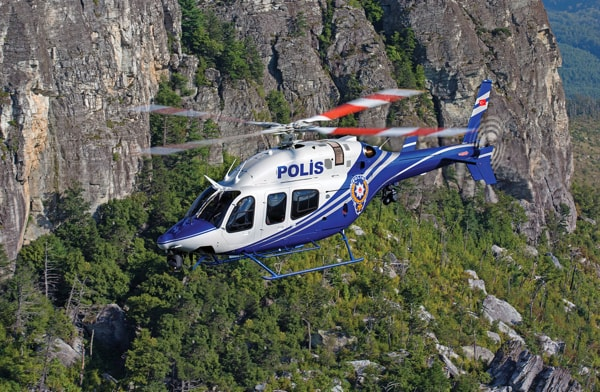 Bell 429 Turkish National Police